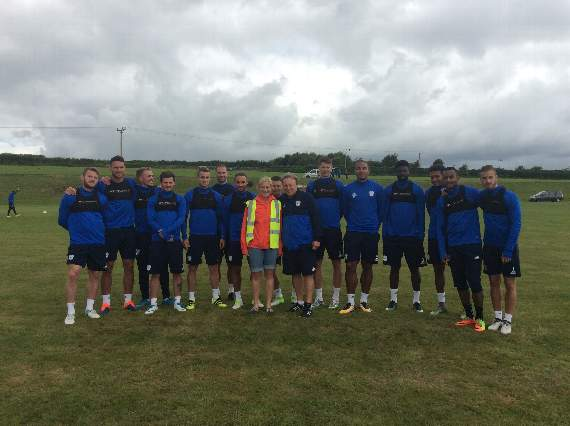 Duchy campus proves ideal for Neil and Cardiff City
