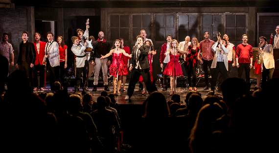 The Commitments coming to Plymouth's Theatre Royal on Monday