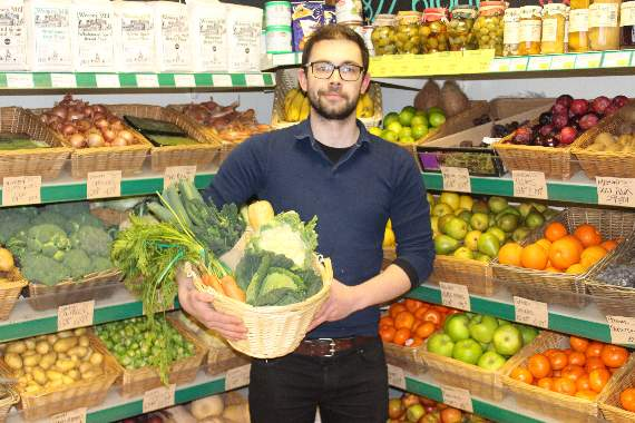 Shoppers encouraged to 'Buy Local' after supermarket vegetable shortage