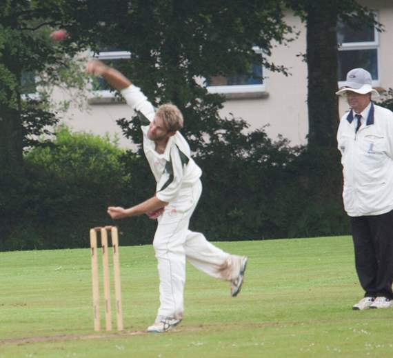 Rain takes its toll at weekend on West Devon cricket matches
