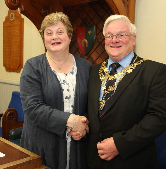 Tavistock Town Council welcomes new mayor