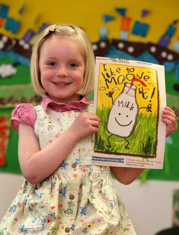 Bere Alston's Poppy wins national contest with poster