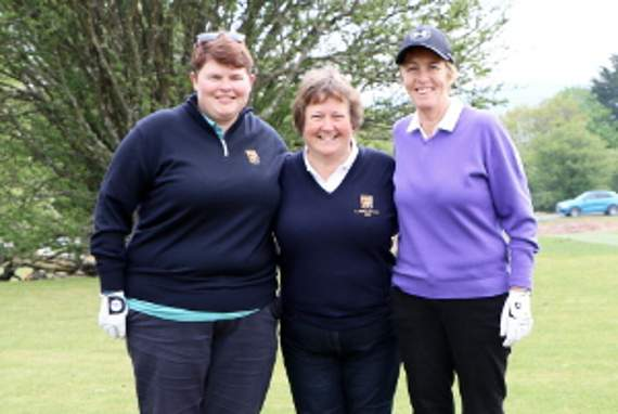 Tavistock plays worthy host to county ladies