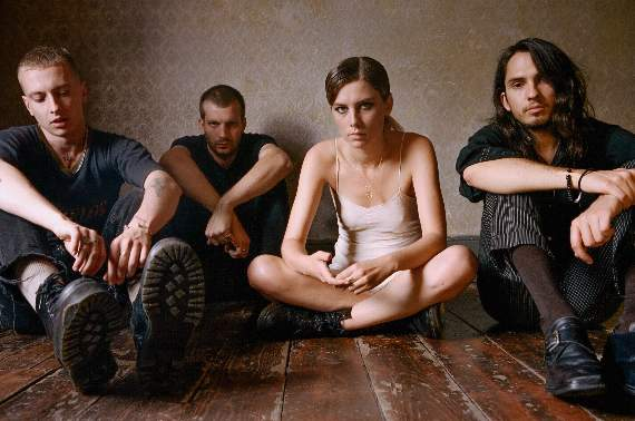 Wolf Alice — a major coup for The Wharf