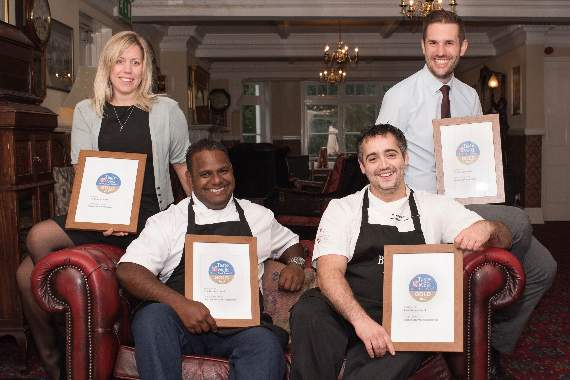 Top awards for Bedford and Two Bridges hotels